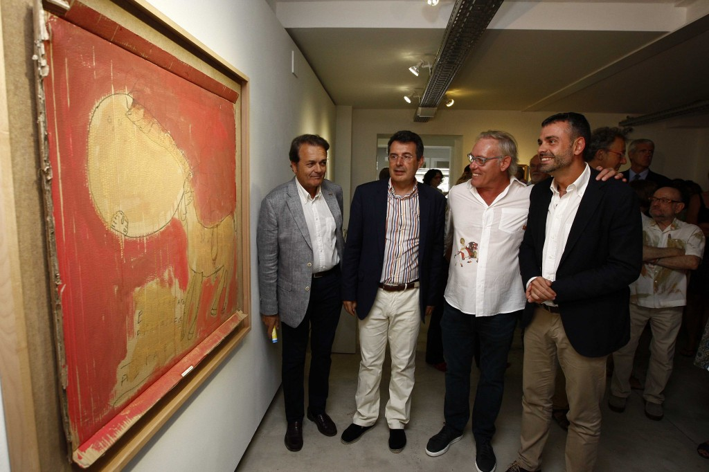 Jordi Xargay, Miquel Noguer, Lluís Coromina i Santi Vila